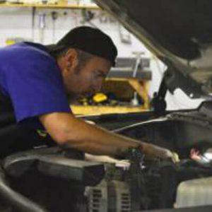 Engine repair diagnostic