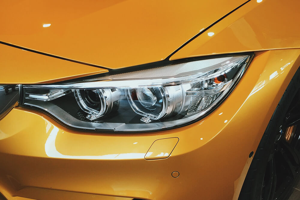 Headlights Looking Cloudy? Here's How to Polish Them